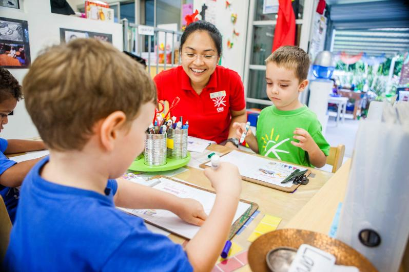 qld government guidelines for shared care of children